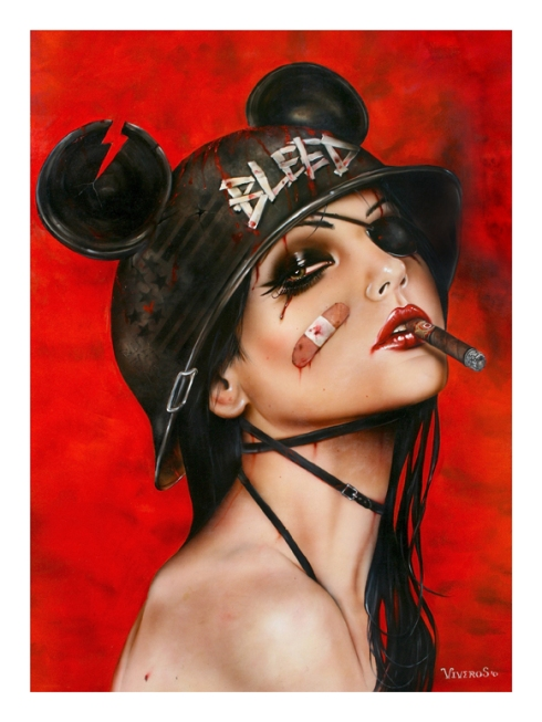 BLEED-FOR-ME-2010-30x40_-oil_mixed-media-on-maple-board-2010_Viveros_hi-resA5D3