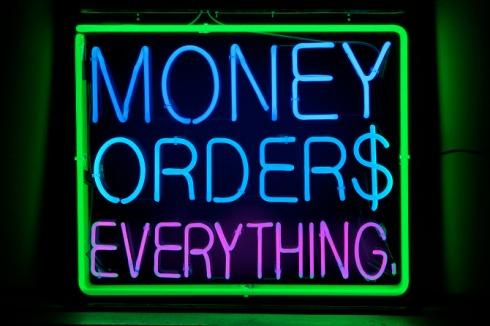 """money orders"""