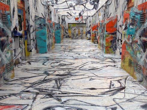 De Kooning Hallway, 2013