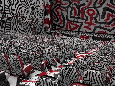Keith Haring Theatre, 2013